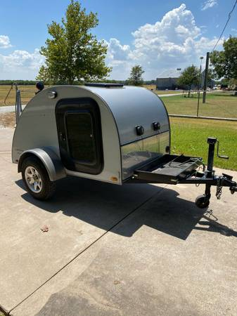Photo Little Guy Teardrop Trailer - $5,750