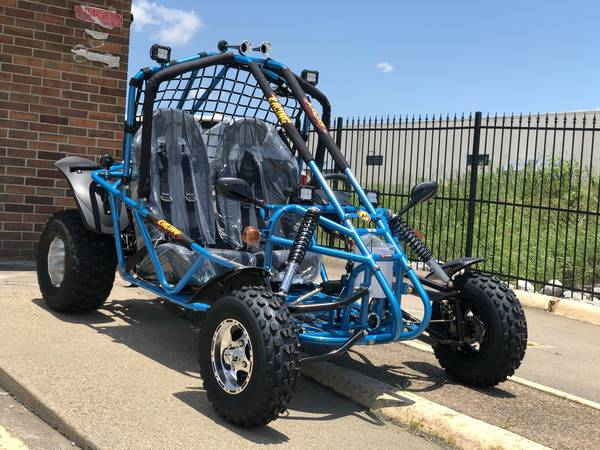 Photo Massimo Spider 200cc Full size Go kart on sale - $3,499 (CALL US NOW- 817-239-7515)
