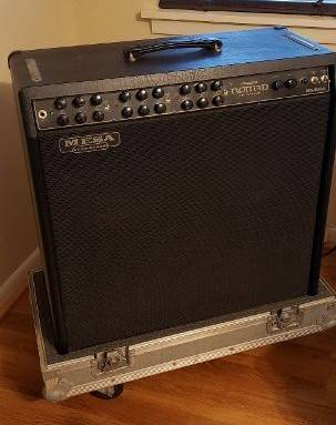 Photo Mesa Boogie Nomad FiftyFive - $700 (Woodway Tx)