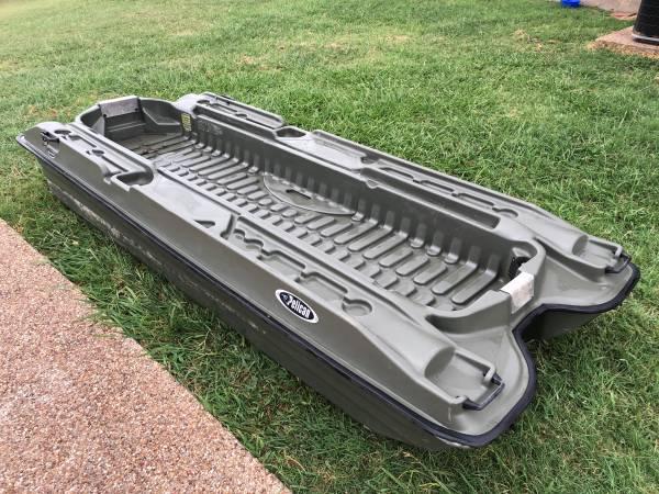 Photo Pelican 10ft Jon boat - $600 (Waco)
