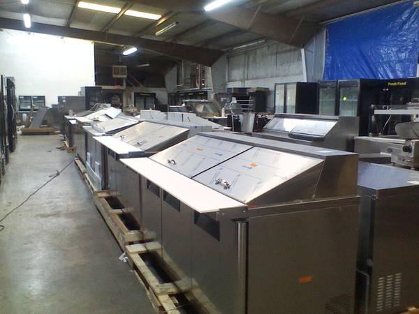 Photo RESTAURANT equipment USED - $900 (MESQUITE)