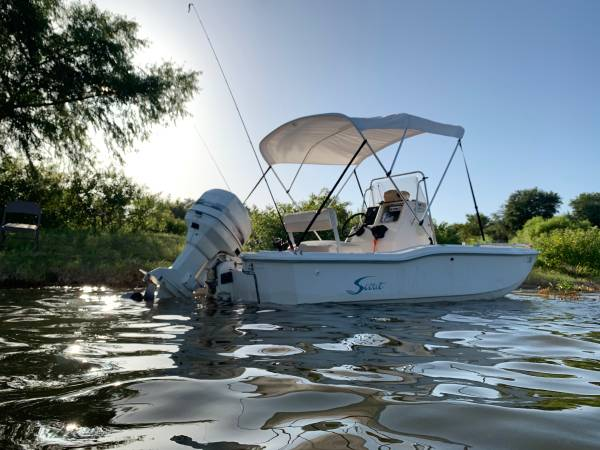 Photo Scout bay boat center console - $9,800 (Whitney)