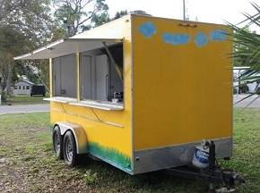 Photo USED Food trailer39Easy to Load - $800 (waco)