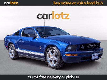 Photo Used 2008 Ford Mustang Premium for sale