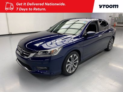Photo Used 2015 Honda Accord Sport Sedan for sale