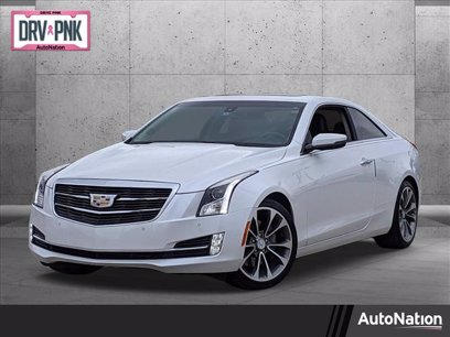 Photo Used 2016 Cadillac ATS 2.0T Luxury Coupe for sale