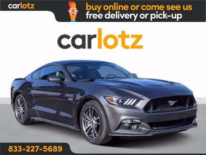 Photo Used 2017 Ford Mustang GT for sale
