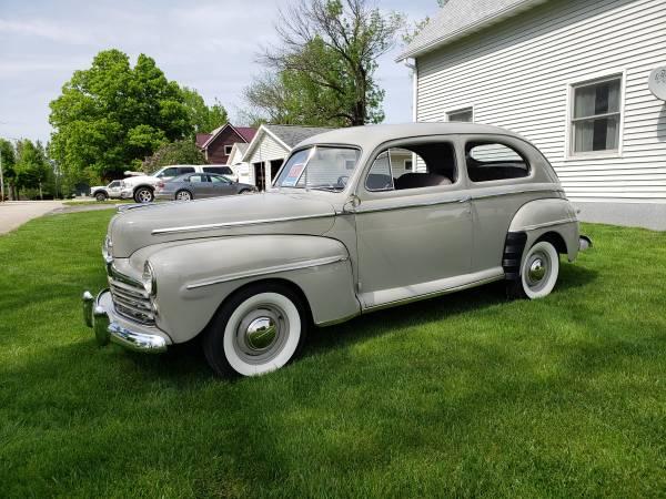 Photo 1947 Ford Sedan For Sale - $35000 (Ionia)