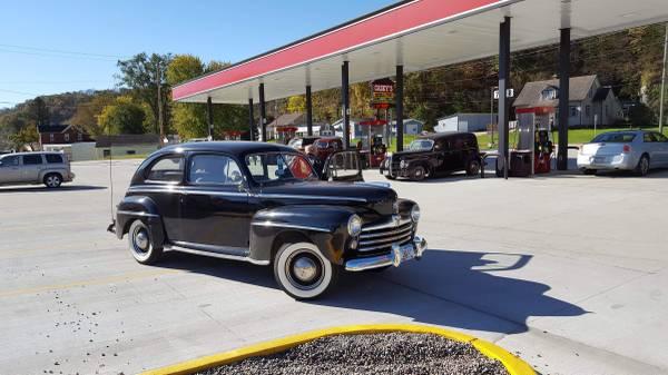 Photo 1947 Ford Super Deluxe Sedan - $12500 (Washburn)