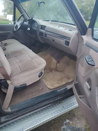 Photo 1992 ford F250 - $1,200 (La Porte City)