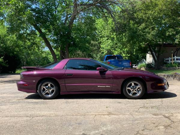 Photo 1996 WS6 Trans Am Trade (Hazleton)