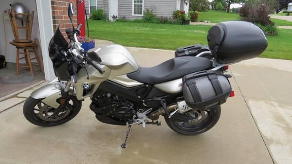Photo 2013 BMW F800R motorcyle - $5,299 (Garnavillo)
