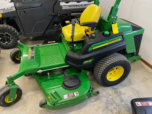Photo 2016 John Deere Z997R 72 diesel zero turn Lawn mower 37hp susp seat - $11,200 (Newton)