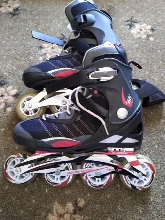 Photo Formula 80 Blade runner roller skates size 8.5 - $25 (Waverly)