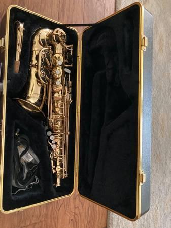 Photo Selmer Soloist alto saxophone - $1,000 (Aplington)