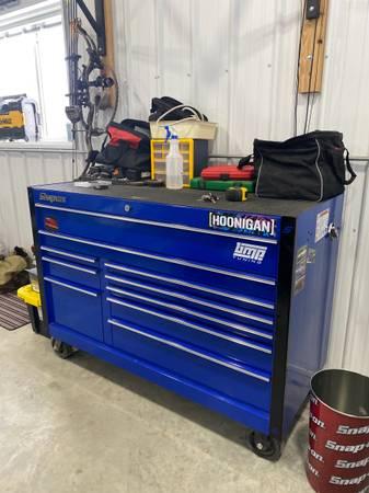 Photo Snap-on Tool Box - $3,000 (Cedar Falls)