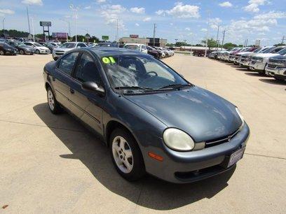 Photo Used 2001 Dodge Neon SE for sale