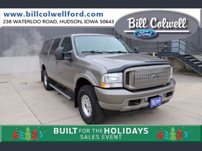 Photo Used 2004 Ford Excursion 4WD Eddie Bauer for sale