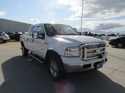 Photo Used 2005 Ford F350 XL for sale