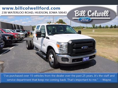 Photo Used 2013 Ford F350 XL for sale