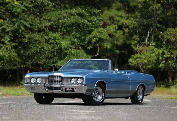 Photo 1972 Ford LTD Factory 429 Power Convertible Top Marti Report included - $18700 (Northern Auto Sales Watertown Ny 13601)
