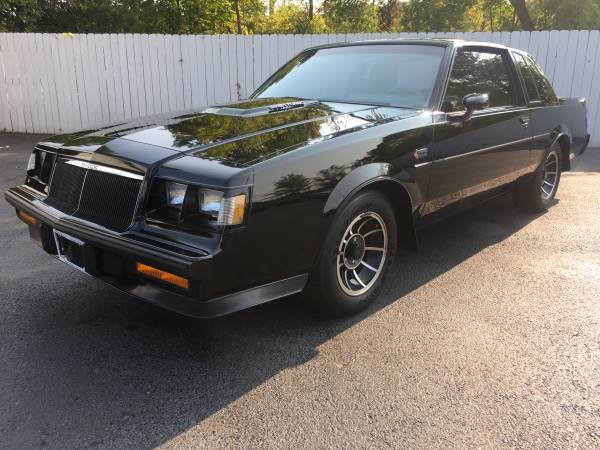 Photo 1985 Buick Grand National 3.8 Liter Turbo ONLY 46,000 Original Miles - $29,995 (Northern Auto Sales Watertown Ny 13601)