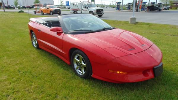 Photo 1997 PONTIAC TRANS-AM CONVERTIBLE 43K - $17,988 (THE DEALER TRADER AUTO GROUP BRADLEY ST  81)