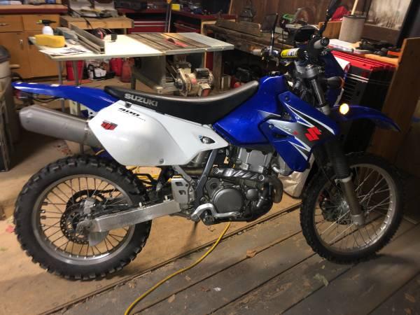 Photo 2007 Suzuki DrZ 400 - $3,100 (Brockport)