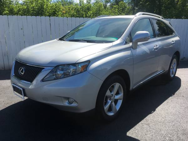 Photo 2011 Lexus RX350 AWD Leather Navigation Sunroof Keyless Entry - $14,895 (Northern Auto Sales Watertown Ny 13601)