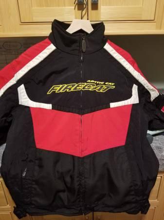 Photo Arctic Cat snowmobile suit - $150 (Dexter)