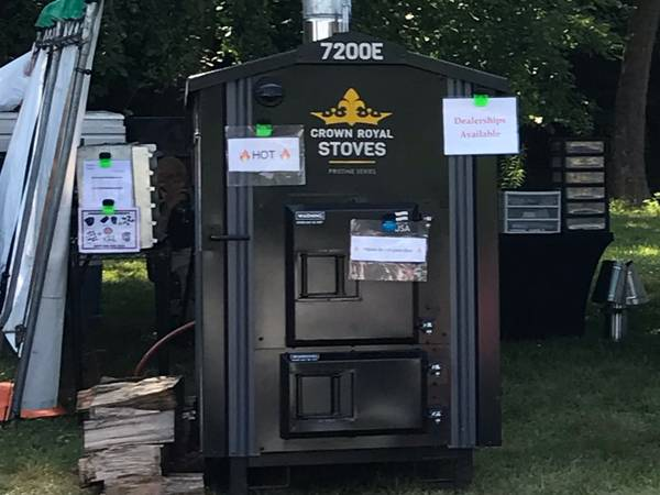 Photo Crown Royal Outdoor wood Boiler - $7,000 (Richland)