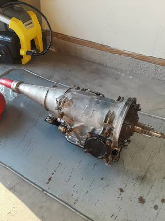 Photo Ford C4 Transmission  Parts - $200 (Watertown)
