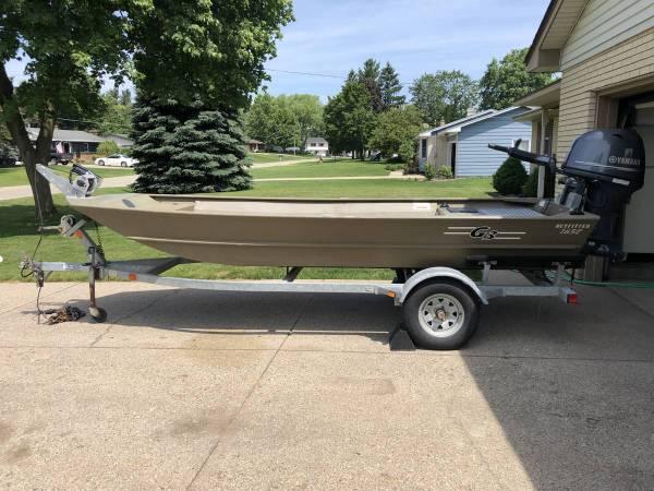 Photo G3 Jet Sled River Boat $1000 2013 G3 1652 - $1011