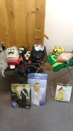 Photo Halloween Costumes  - $60 (Rochester)