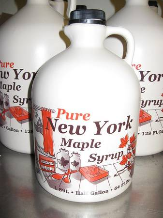 Photo Maple syrup - $35 (Lowville)