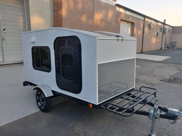 Mini Camper / Teardrop trailer Many Addons available ...