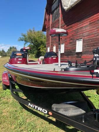 Photo Nitro Z9 Bass Boat - $31,777 (Moravia)