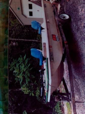 Photo Sears Game Fisher Boat - $875 (Theresa)
