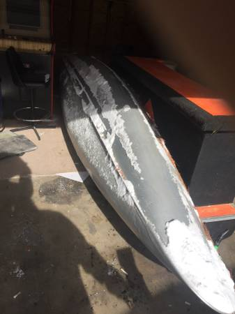 Photo 17 aluminum Grumman canoe - $500