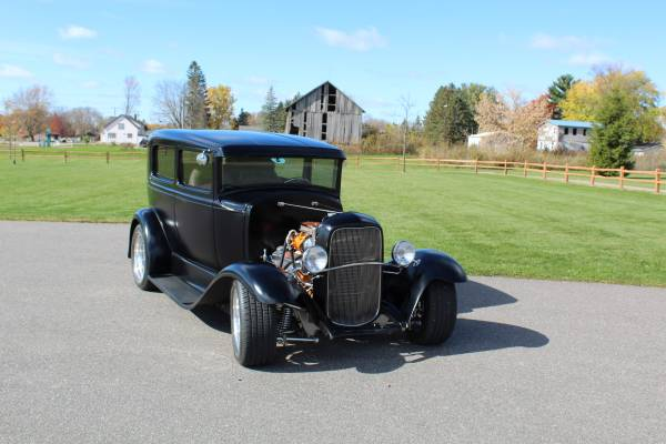 Photo 1931 Ford Model A - $46,350 (Hewitt)