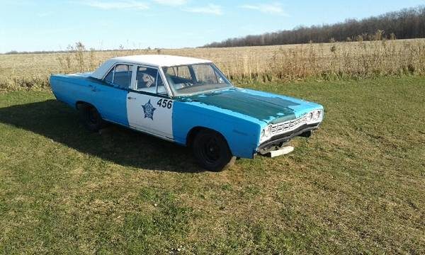 Photo 1968 Plymouth Belvedere Road Runner Mopar - $1,500 (ATHENS)
