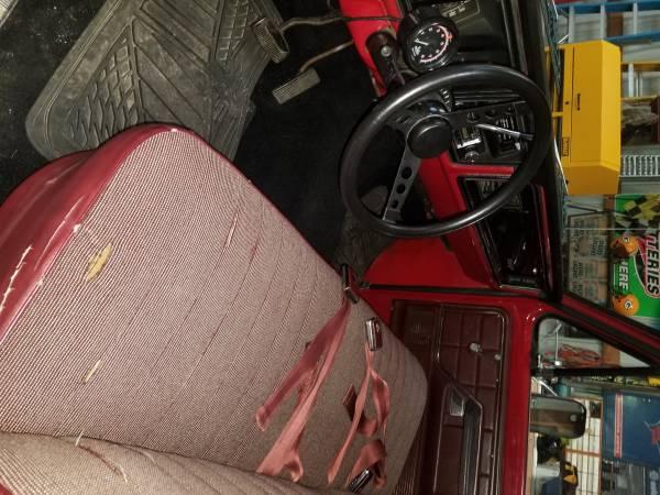 Photo 1974 Ford F100 - $7500 (Oshkosh)