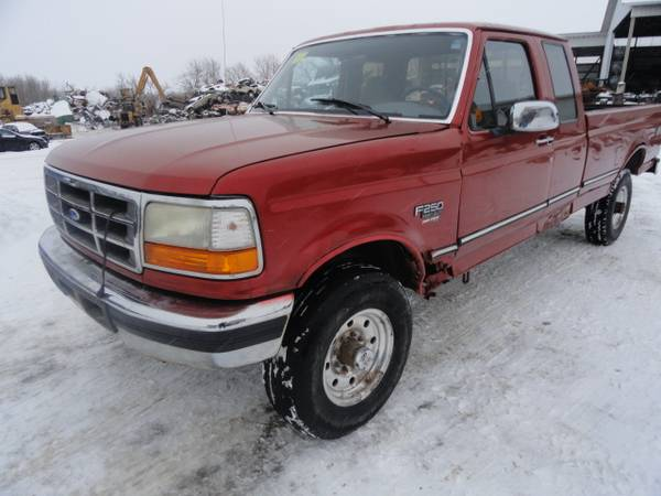 Photo 1997 Ford F250 - $1550 (Schilling Auto Sales Dorchester, WI)