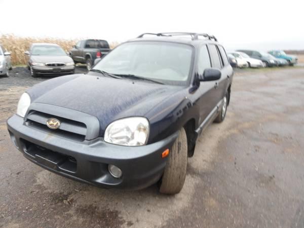 Photo 2005 Hyundai Santa Fe - $1450 (Schilling Auto Sales Dorchester, Wi)