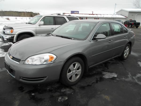 Photo 2008 Chevy Impala LT - $2250 (Marshfield)