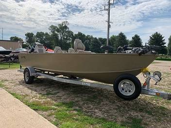 Photo 2012 LUND ALASKAN 2000 SS, POWERED BY A MERCURY 115 OUTBOARD TILLER - $12,000 (wausau)