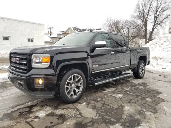 Photo 2014 GMC Sierra 1500 All Terrain Loaded Sharp Nav - $24999 (merrill)