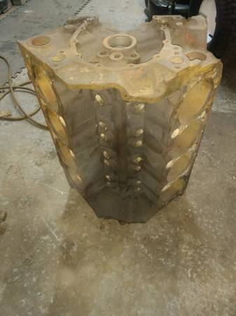 Photo 400 Chevy small block - $100 (Plover wi)