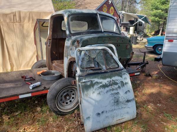 Photo 51 chevy rat rod - $450 (Nekoosa)