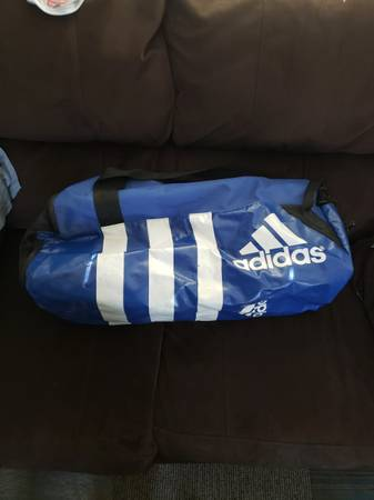 Photo Adidas Baseball Duffle Bag - $20 (Wis Rapids)